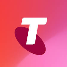 Telstra logo square.