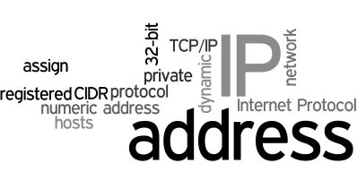 What exactly my IP Address (Individual, Common or Wan Street address)