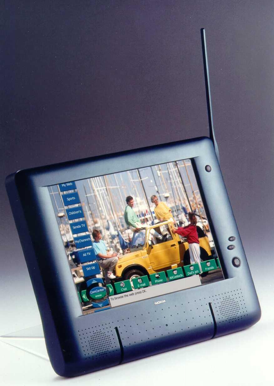 Nokia MediaScreen