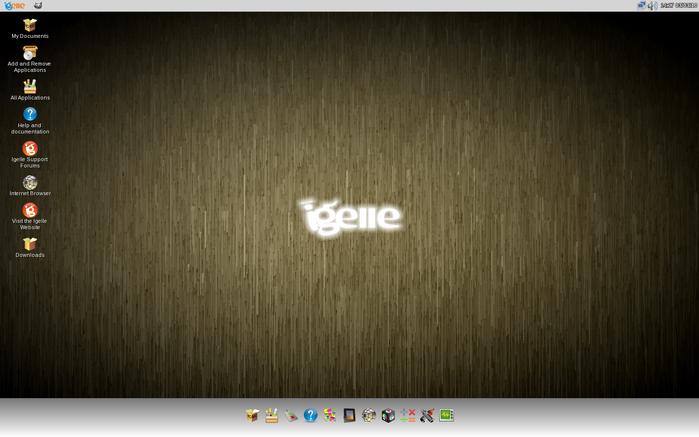 <em>Igelle desktop</em>
