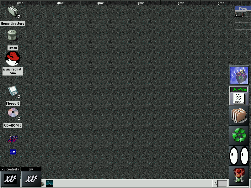 The AfterStep Interface Under GNOME