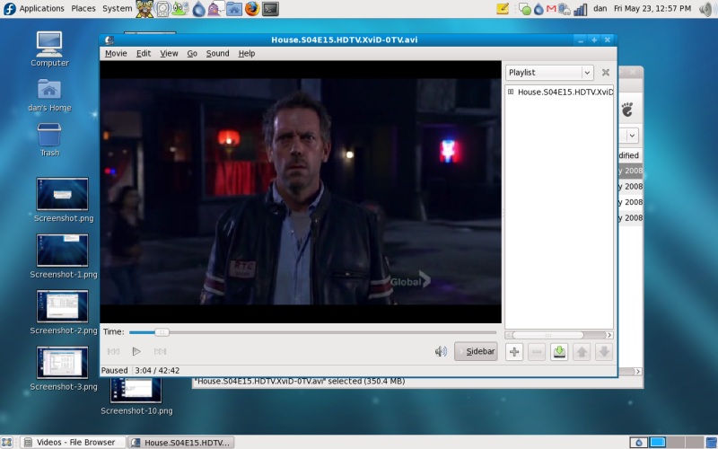 Figure 6: DivX Video Alternative Free Gstreamer Plugins