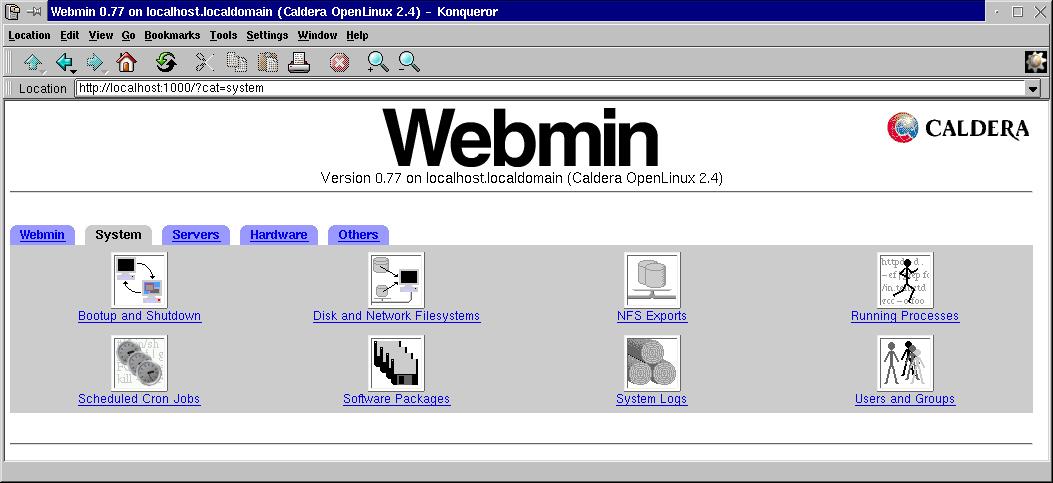 Figure 4: Working with eDesktop