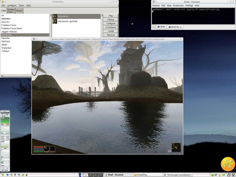 Figure 1: Morrowind