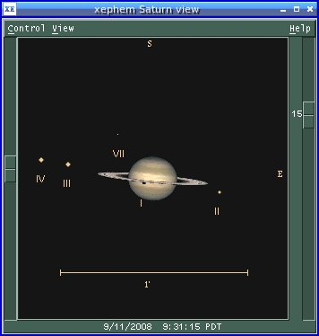Everyone wants to see Saturn