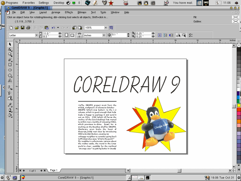 CorelDRAW in Action