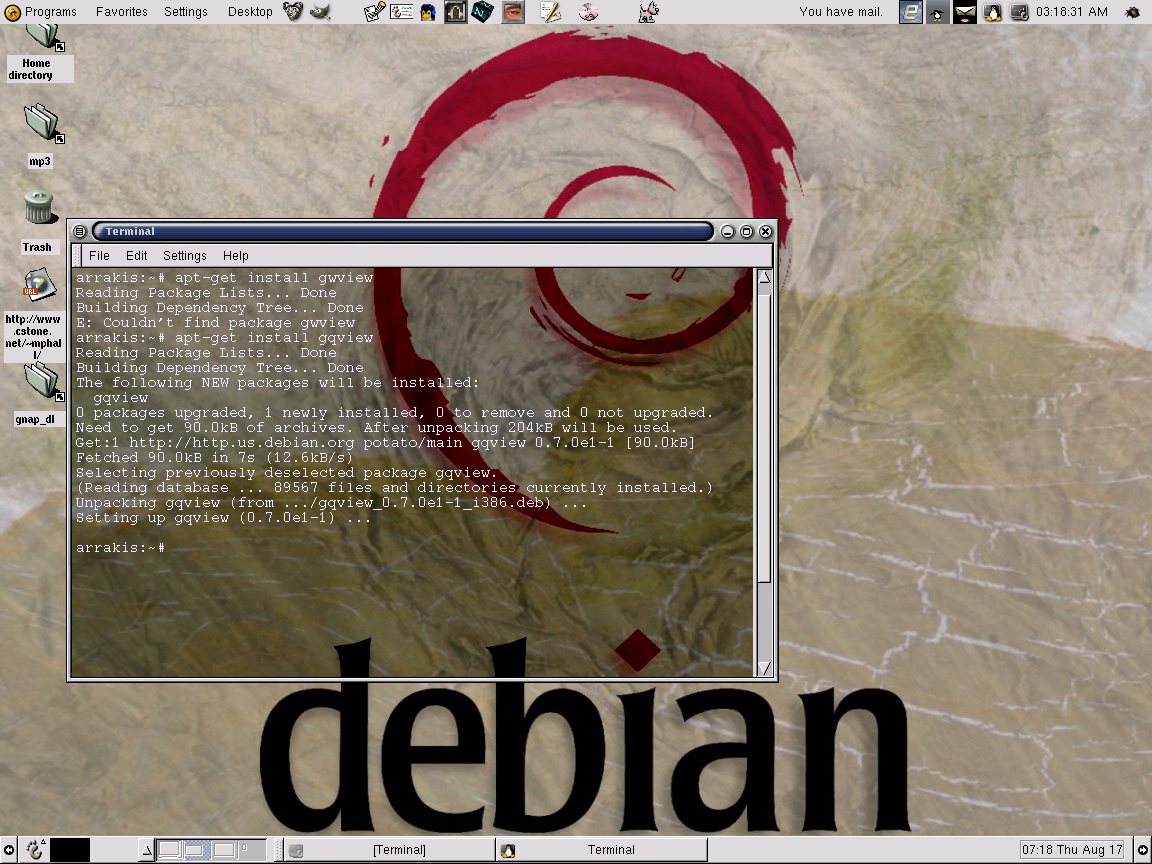 Debian in Action