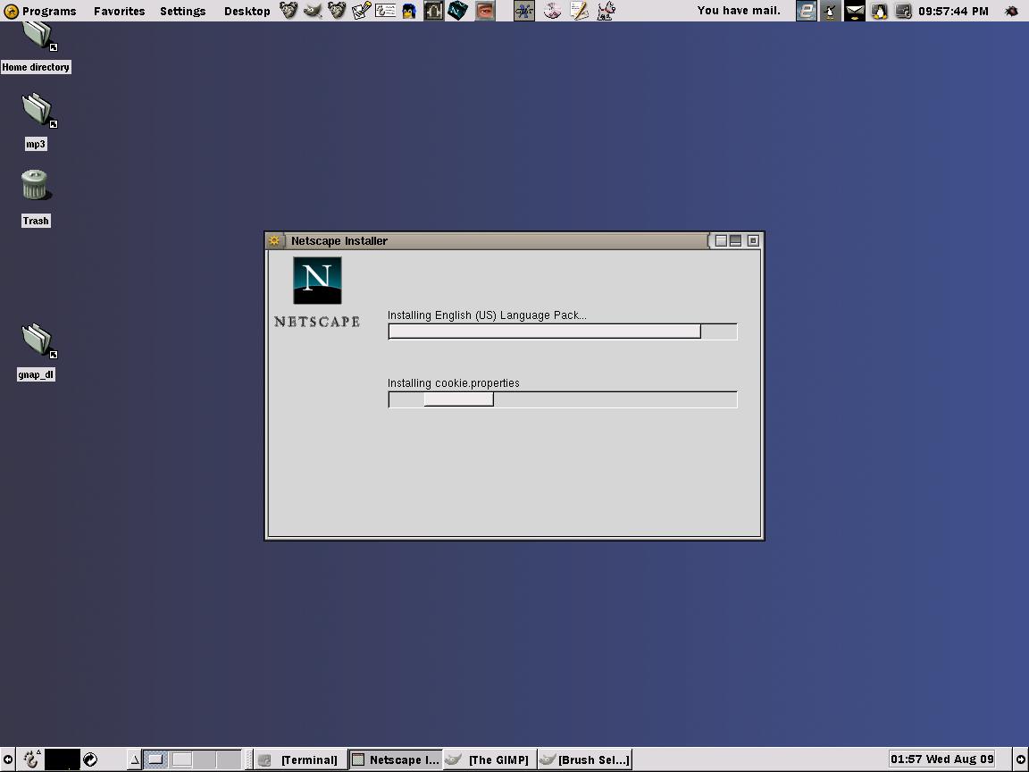 Netscape Installer
