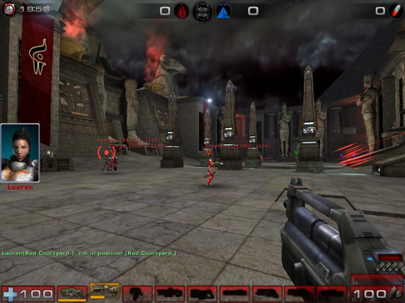 Figure 3: Unreal Tournament 2004